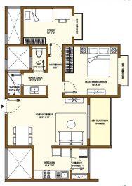 Nikoo Homes Phase 4 1.5 BHK Apartments